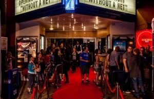 Opening night of the Portland Film Festival