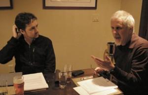 Randall Jahnson teaching